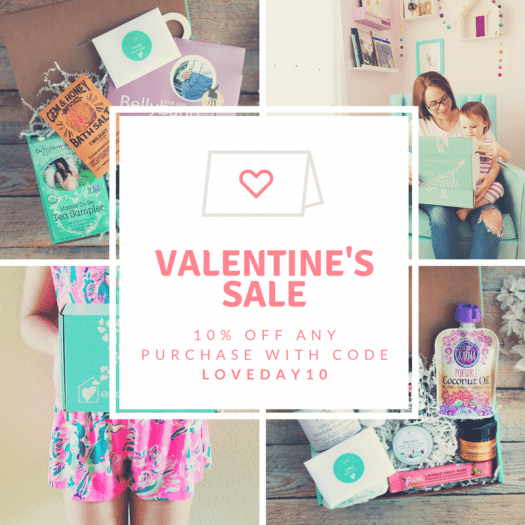 Ecocentric Mom Valentine's Day Sale - Save 10%!