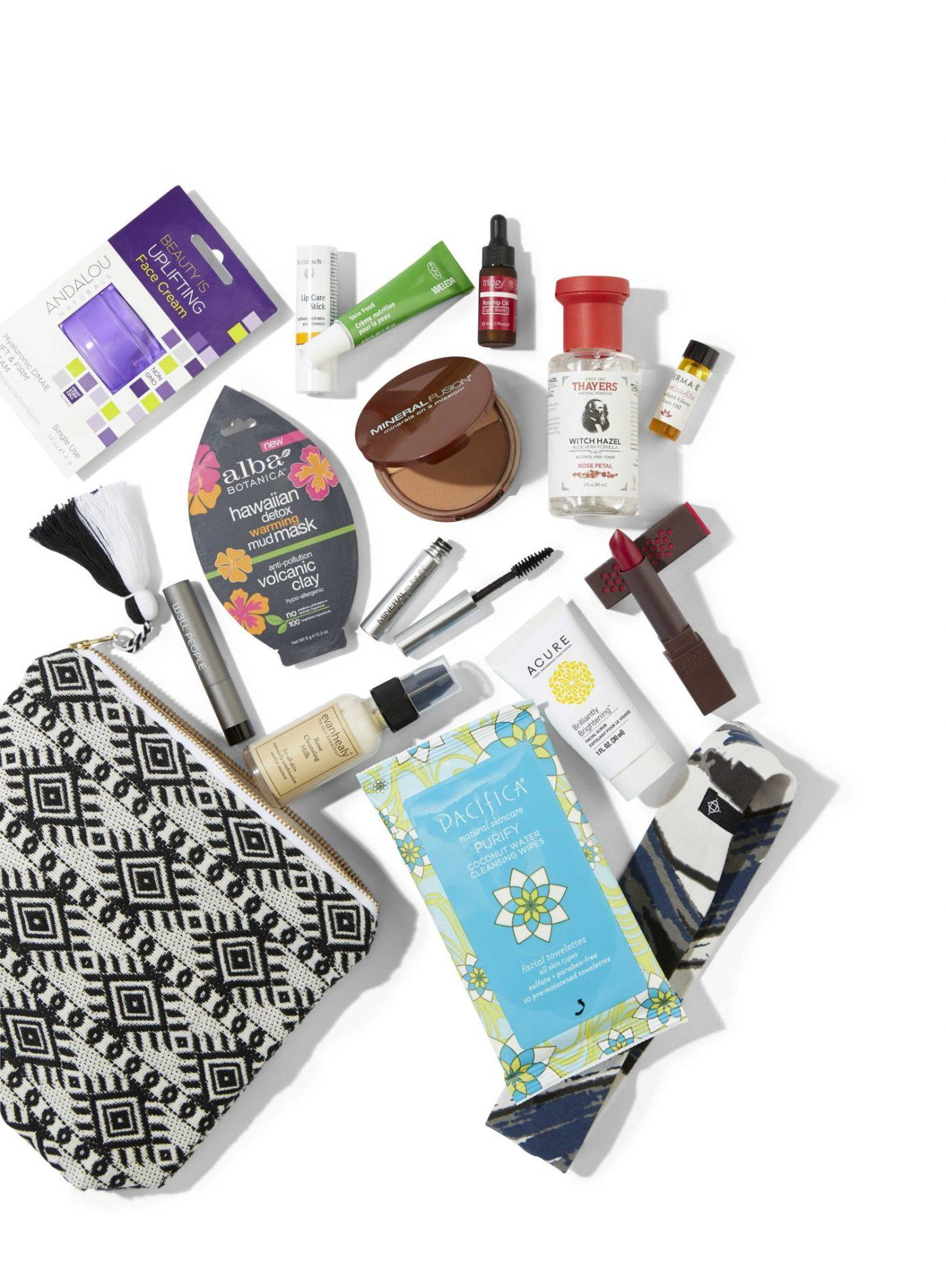 Whole Foods 2018 Limited Edition Beauty Bag Giveaway
