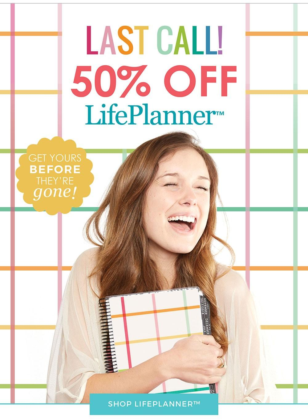 Erin Condren Sale – Save 50% Off Life Planners!