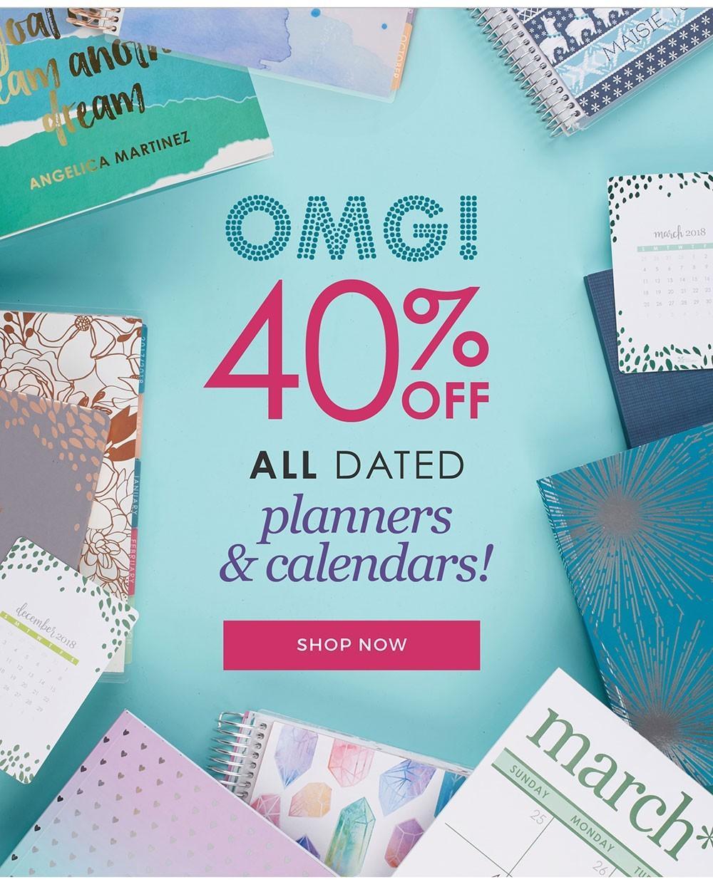Erin Condren Sale – Save 40% Off Life Planners!