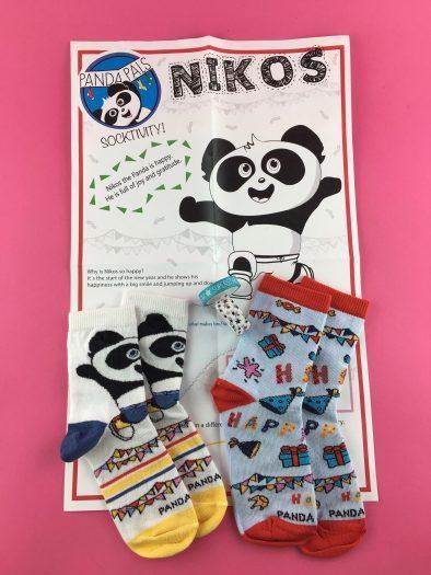 Sock Panda Kids Review – February 2018