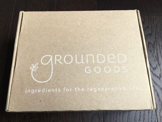 Grounded Goods Review - March 2018