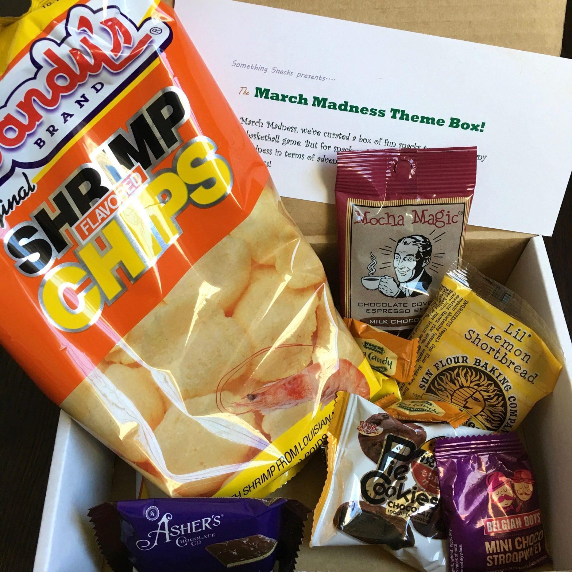 Something Snacks Review – March 2018