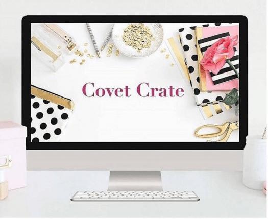 Covet Crate July 2018 Spoiler Alert!