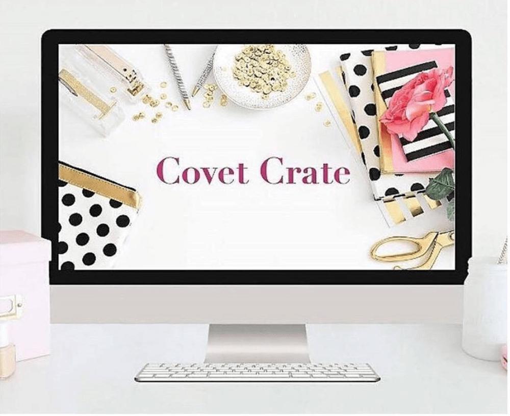 Covet Crate March 2018 Spoiler #2!