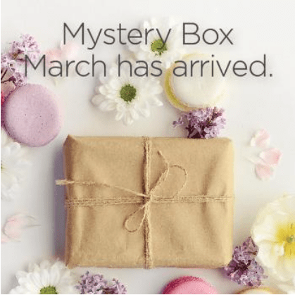 Cricut March 2018 Mystery Box – On Sale Now + Coupon Code