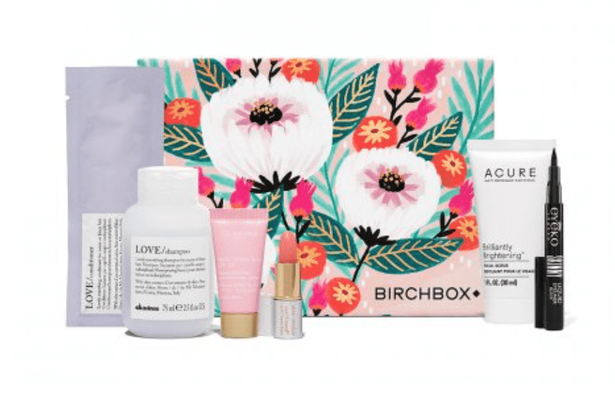 Birchbox April 2018  Curated Box – Now Available in the Shop!