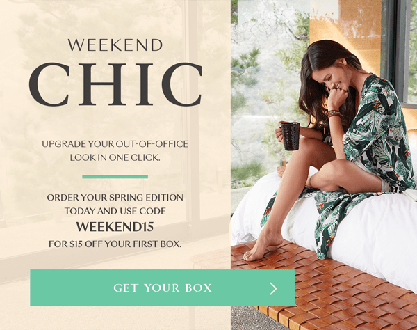 Box of Style by Rachel Zoe $15 Coupon Code + Spring 2018 Full SPOILERS