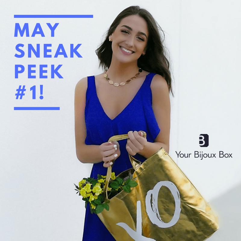 Your Bijoux Box June 2018 Spoilers