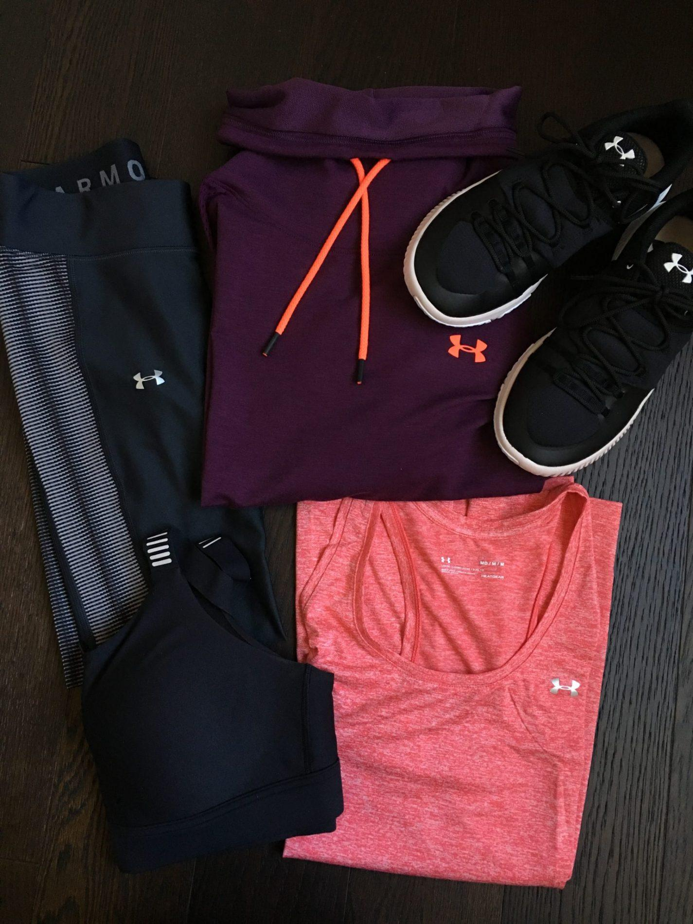 Under Armour ArmourBox Review - April 2018