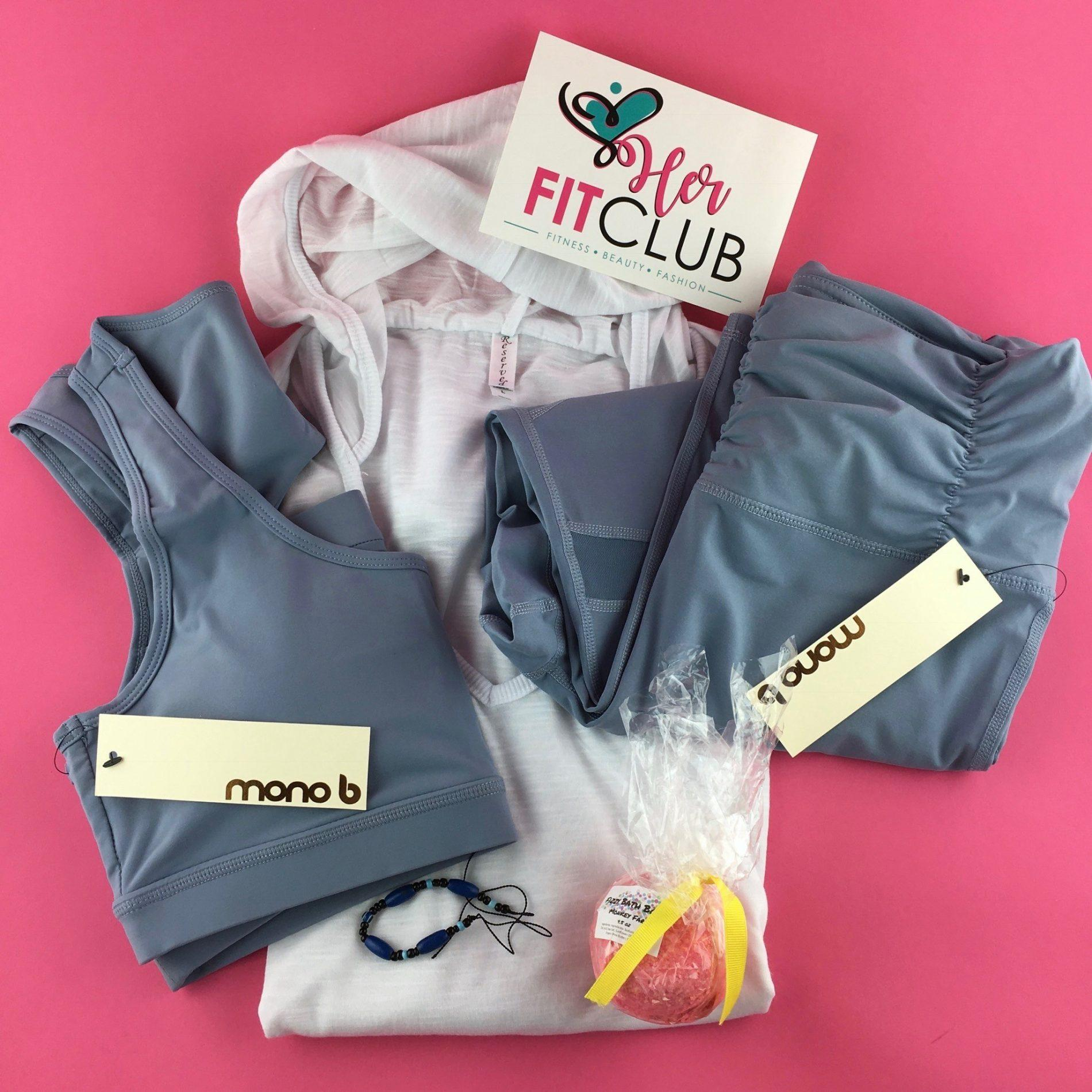 Her Fit Club Review – March 2018