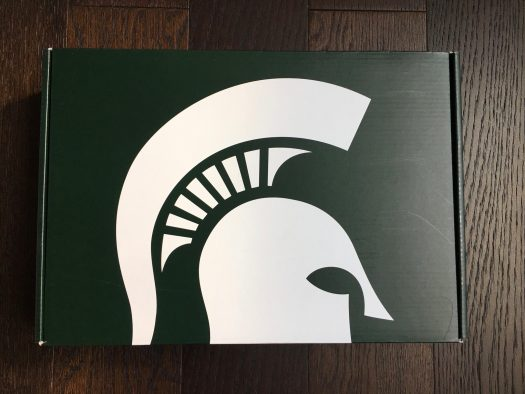 Spartan Box Michigan State Subscription Box Review - March 2018