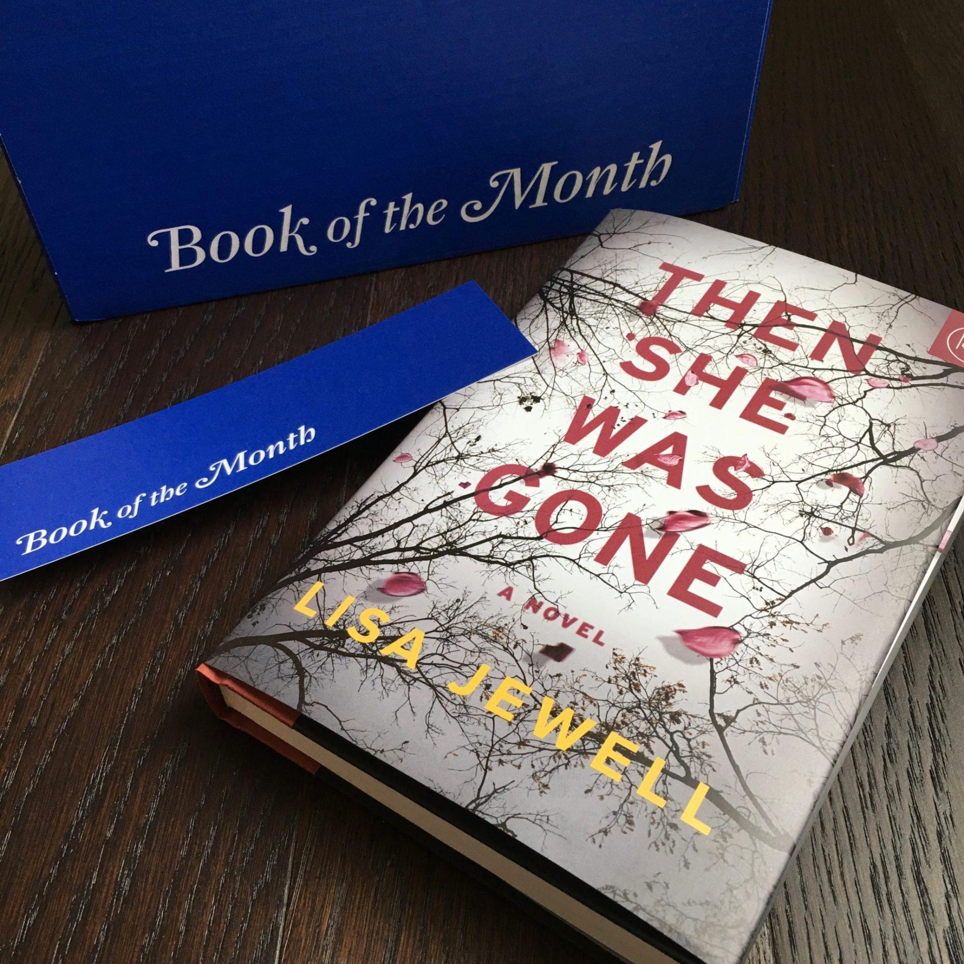 Book of the Month Review + Coupon Code – April 2018
