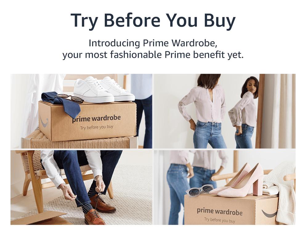 "Amazon ""Prime Wardrobe"" Clothing Subscription Box – Now Available!"
