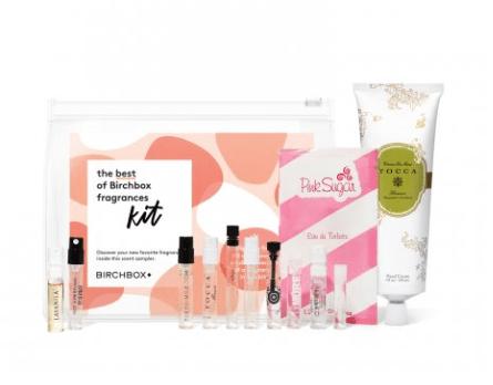 Birchbox The Best of Birchbox Fragrances Kit + Coupon Code!