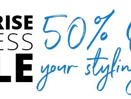 FINAL DAYS! Wantable Fitness Edit - 50% Off Styling Fees!