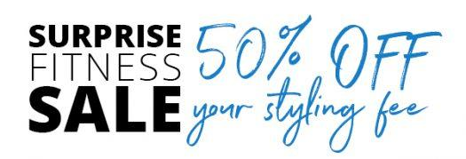 Wantable Fitness Edit – 50% Off Styling Fees!