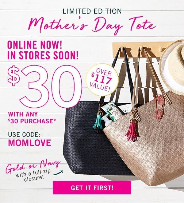 Bath & Body Works Mother's Day 2018 Tote – Online Now, In-Stores Soon!
