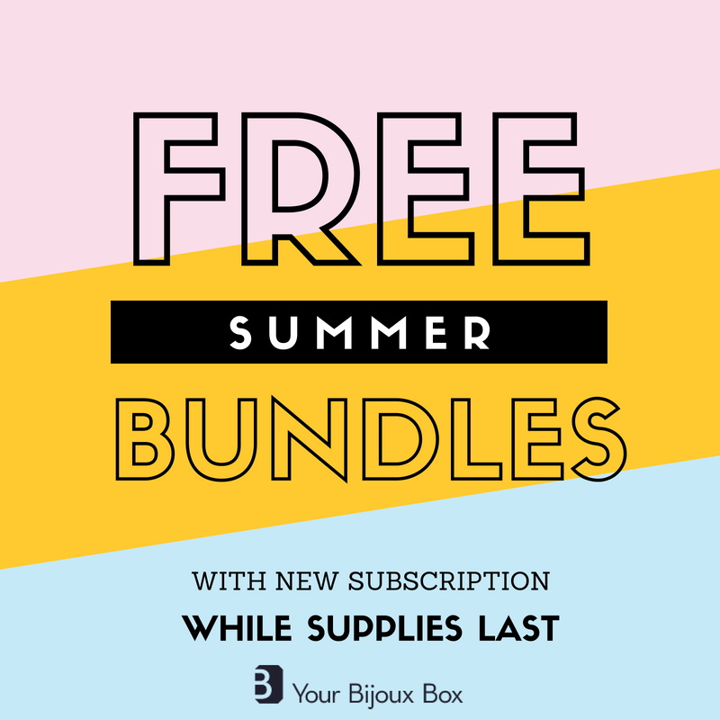 Your Bijoux Box – Free Bundle With New Subscription!