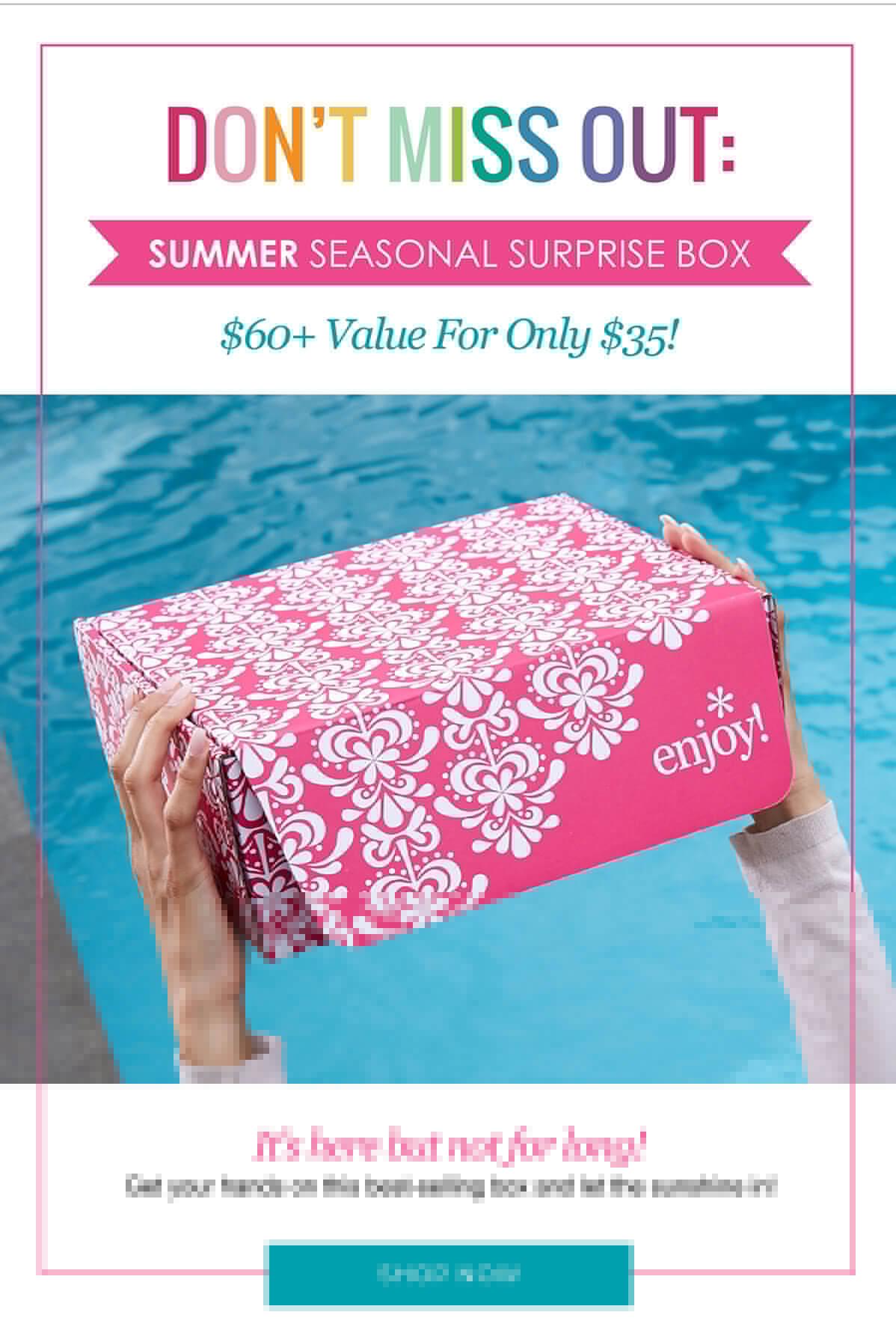 Erin Condren Summer 2018 Seasonal Surprise Box Sneak Peek + Last Call