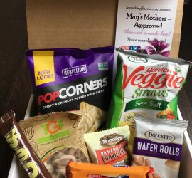 Something Snacks Review - May 2018