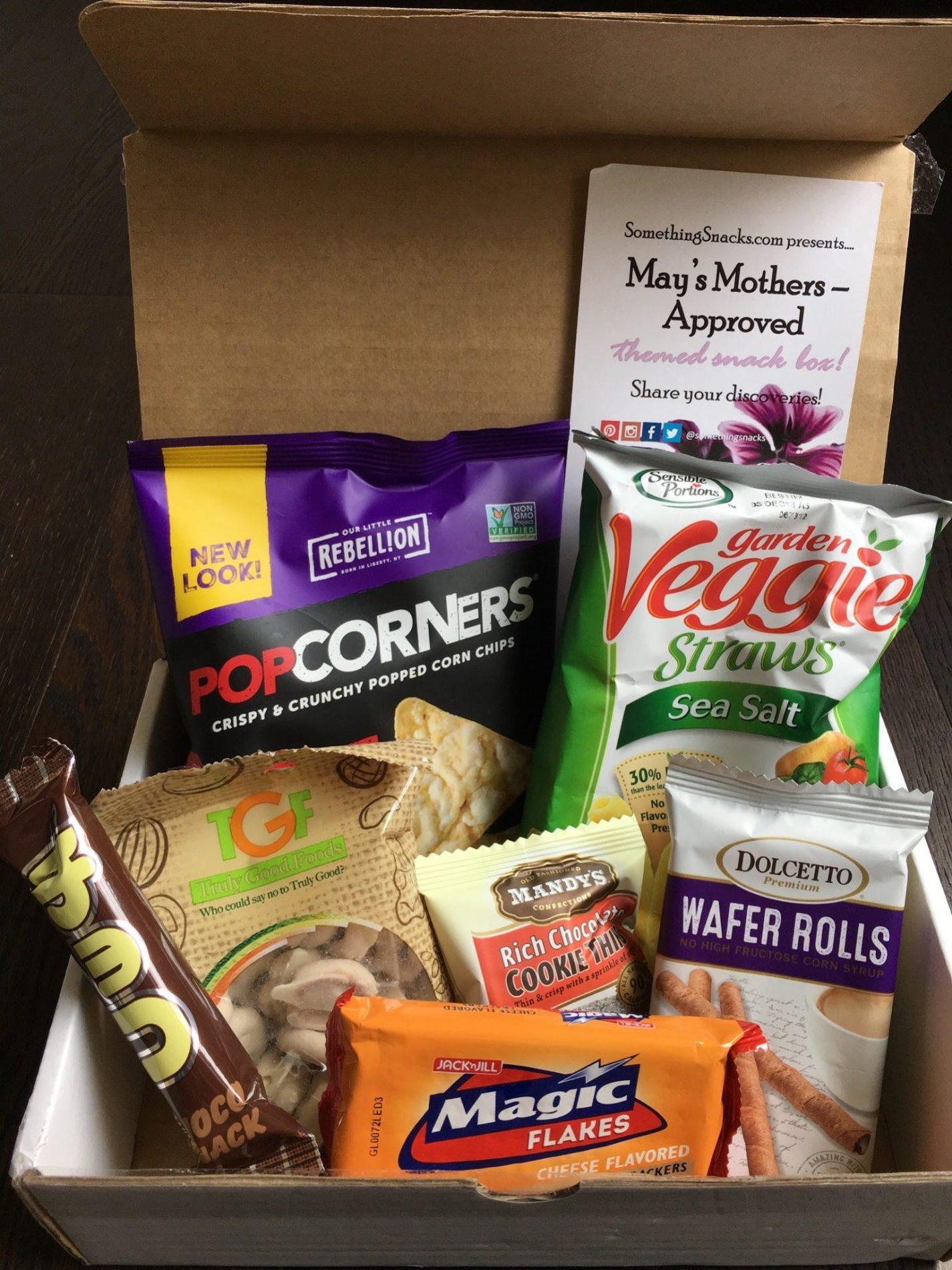 Something Snacks Review – May 2018