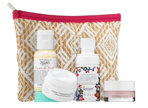 SEPHORA FAVORITES Summer Sun On The Fly Kit – On Sale Now + Coupon Codes