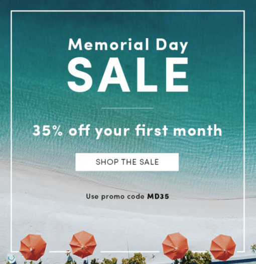 Ellie Coupon Code – Save 35% Off Your First Month
