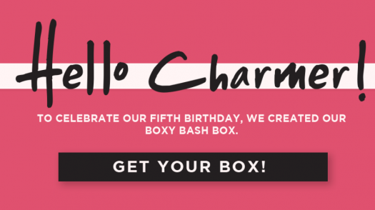 BOXYCHARM May 2018 Last Call + Full SPOILERS