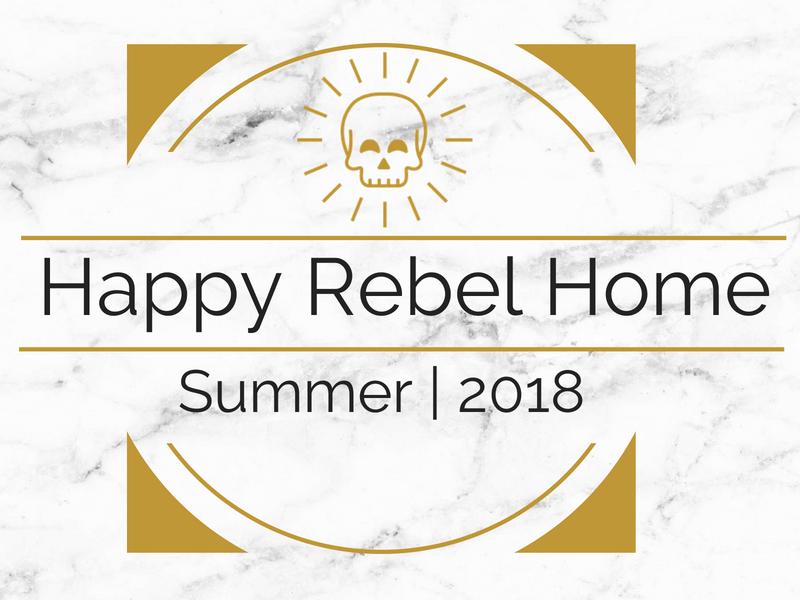 Happy Rebel Box Summer 2018 Spoiler #1