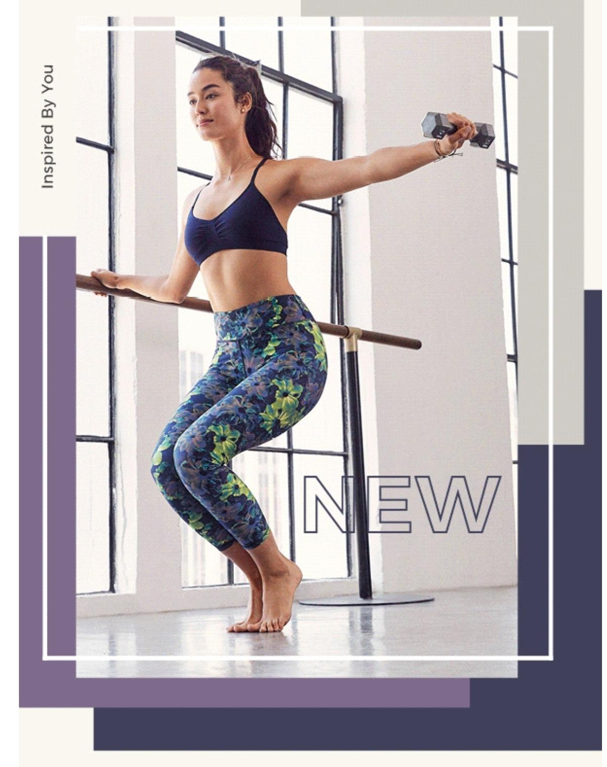 """c8826a5aeb21c3 July 2018 Fabletics outfits are up! Members have until the 5th of the month  to make a selection or """"Skip"""" that month."""