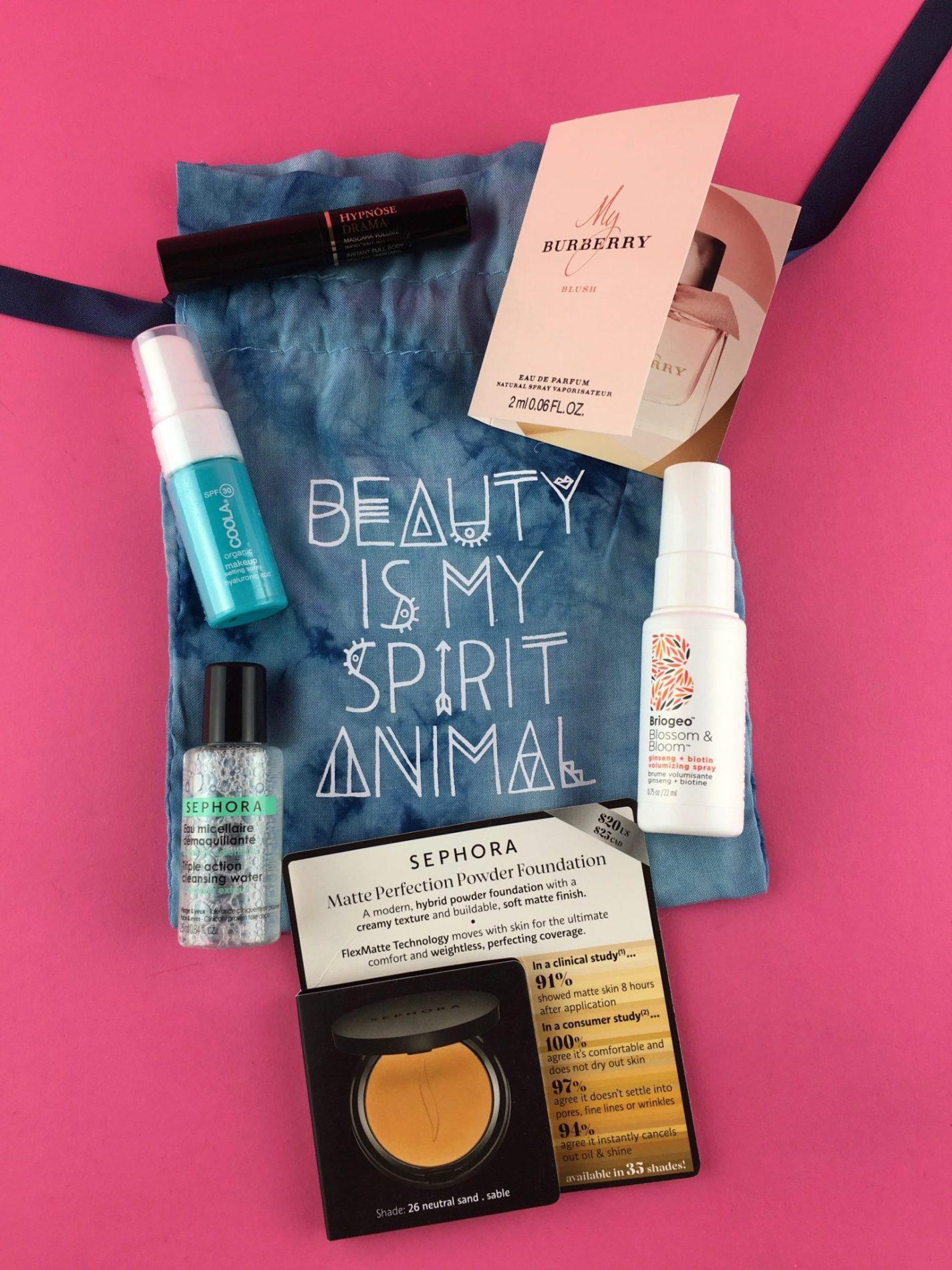 Play! by Sephora Review – March 2018