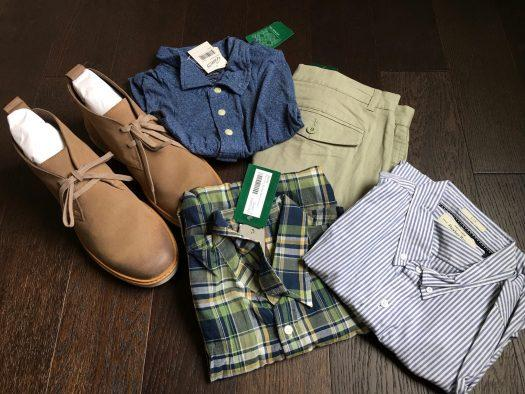 Stitch Fix Men Review - June 2018