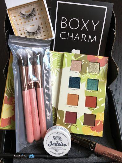 BOXYCHARM Subscription Review – June 2018