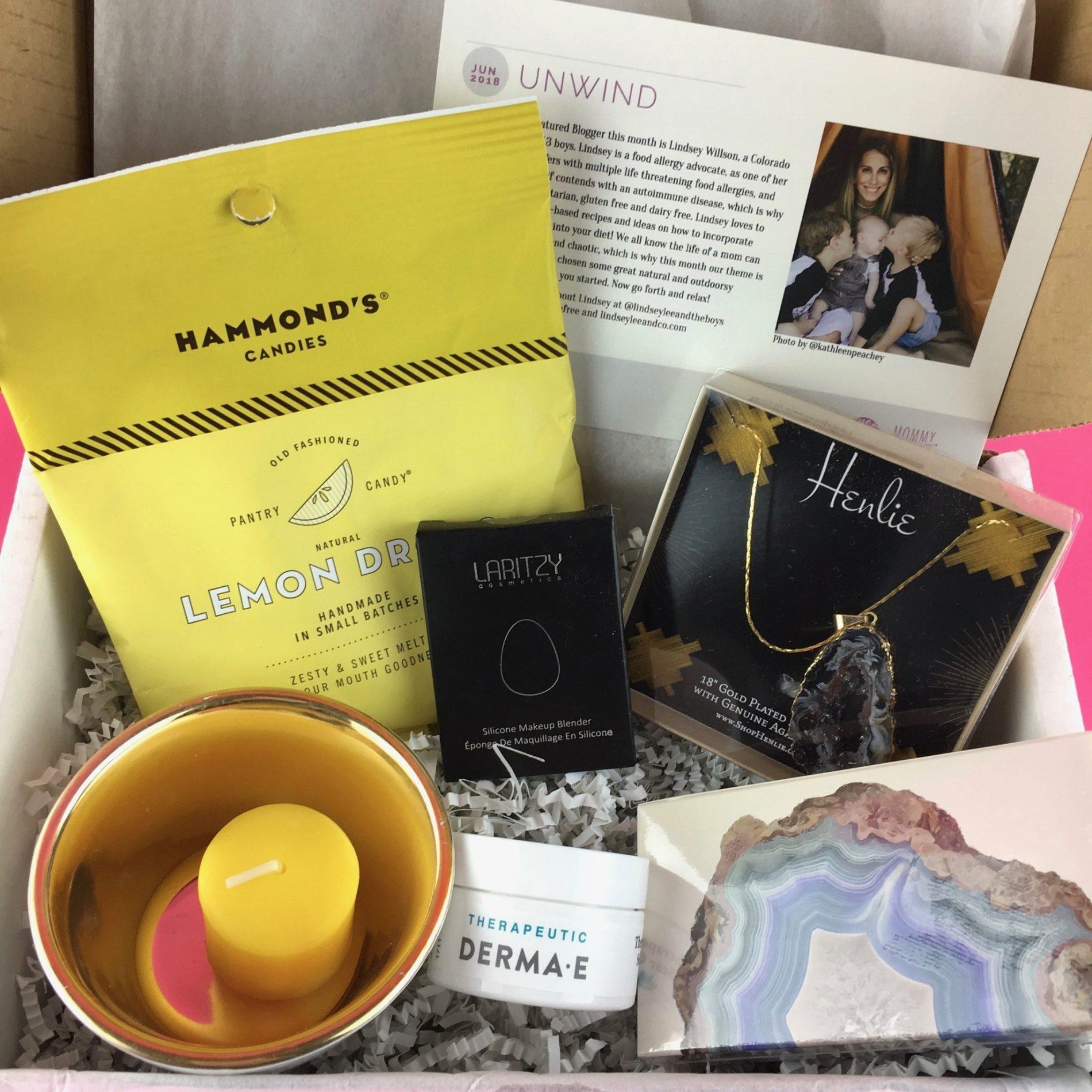 Mommy Mailbox Review + Coupon Code – June 2018