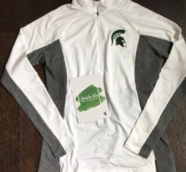 Spartan Box Michigan State Subscription Box Review - May 2018