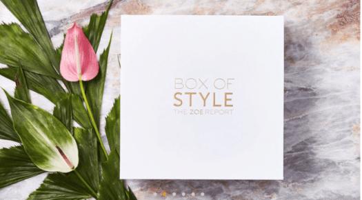 Box of Style by Rachel Zoe on RueLaLa