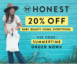 Honest Company – Save 20% Off Your Purchase!