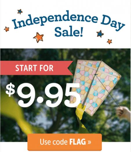 KiwiCo 4th of July Sale – Save 50% Off!