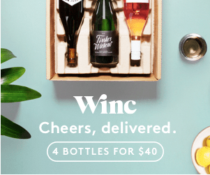 Winc 4th of July Sale – $26 Off First Month!