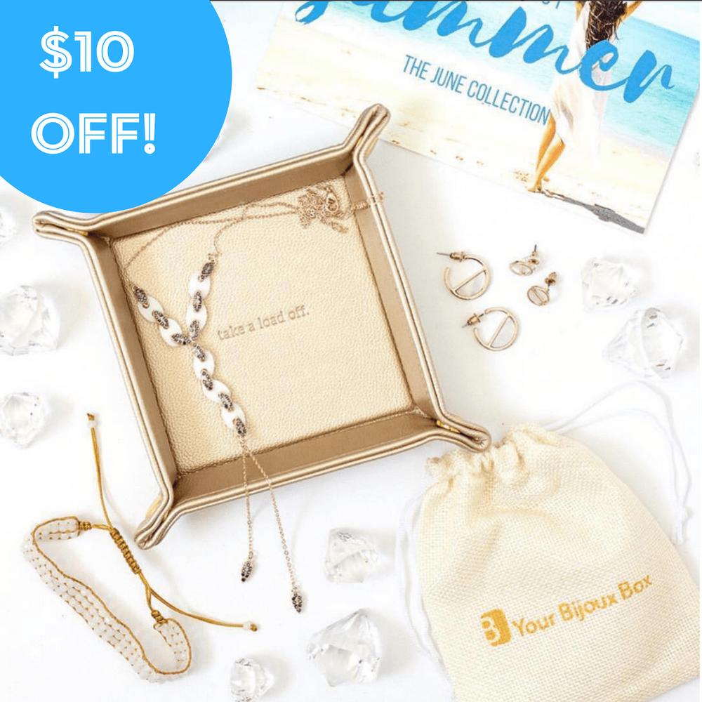 Your Bijoux Box Coupon Code – Save $10 Off June Box!