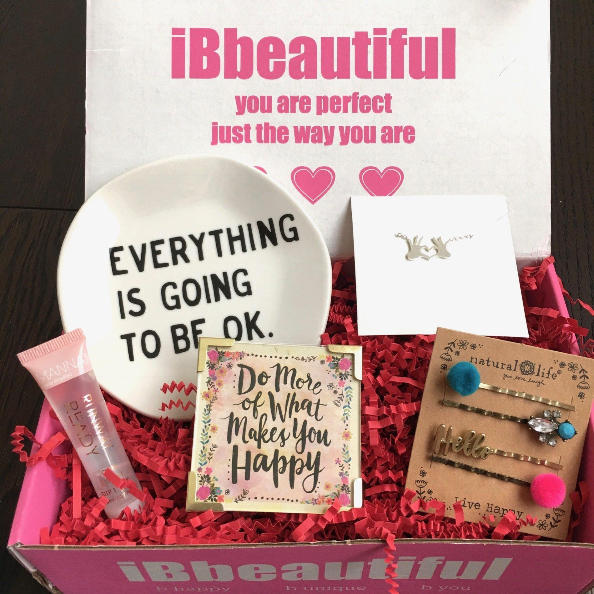 iBbeautiful Review – July 2018