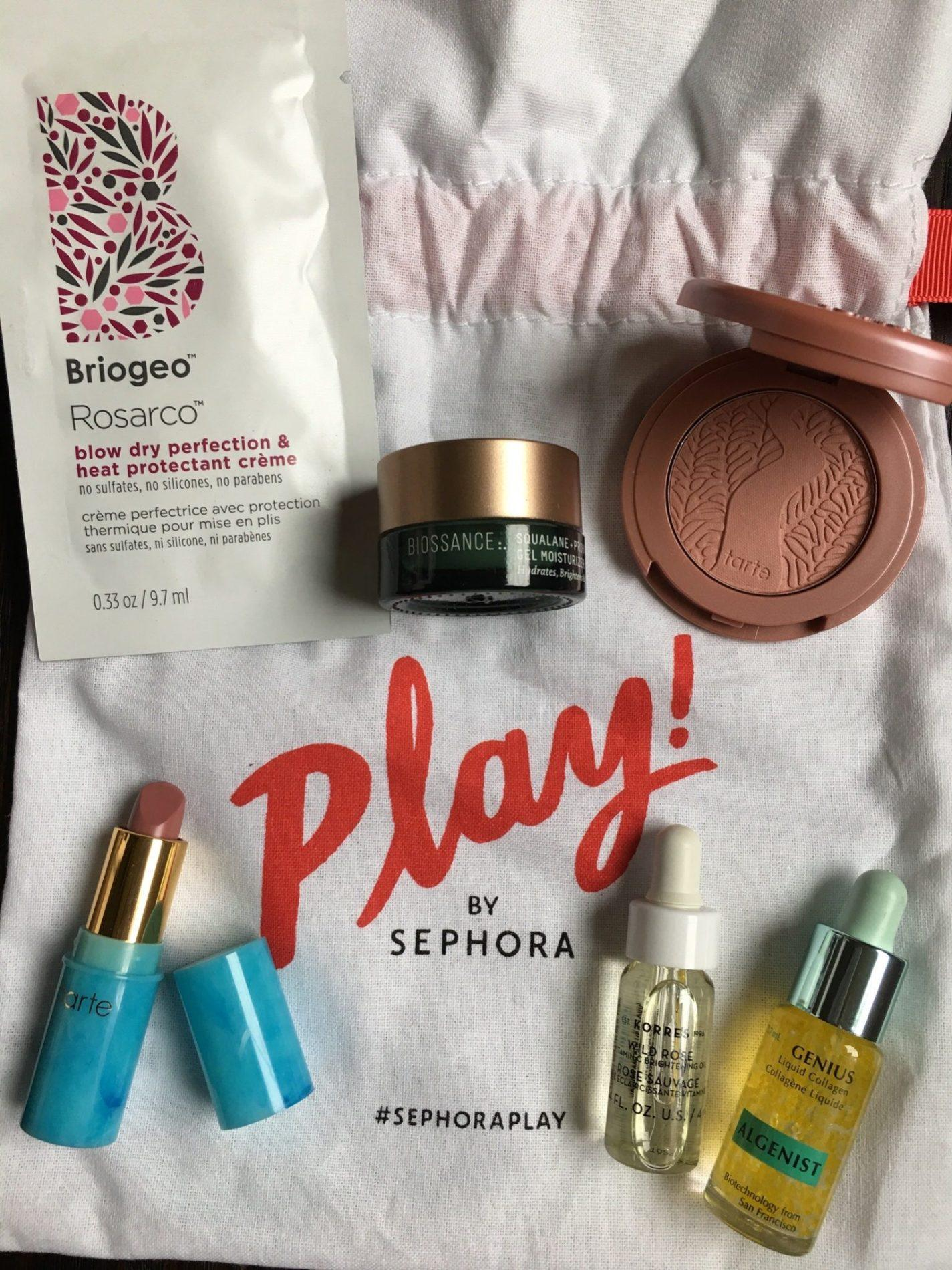 Play! by Sephora Review – July 2018