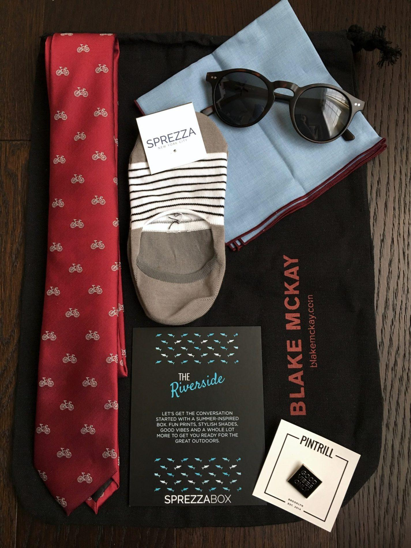 SprezzaBox Review + Coupon Code – July 2018