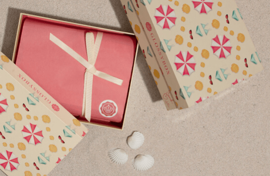 GLOSSYBOX Coupon Code – Three Months for the Price of Two!
