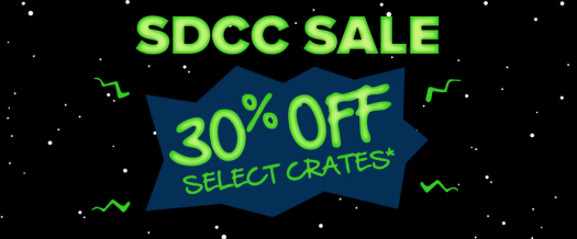 Loot Crate Coupon Code – Save 30% Off DX, Anime, Gaming & Loot Wear