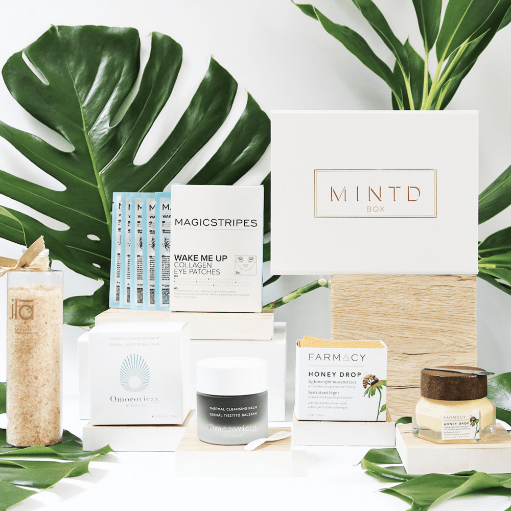 MINTD Box August 2018 Spoilers + Code! - Subscription Box ... on modern plant box, house tissue box, winter plant box,