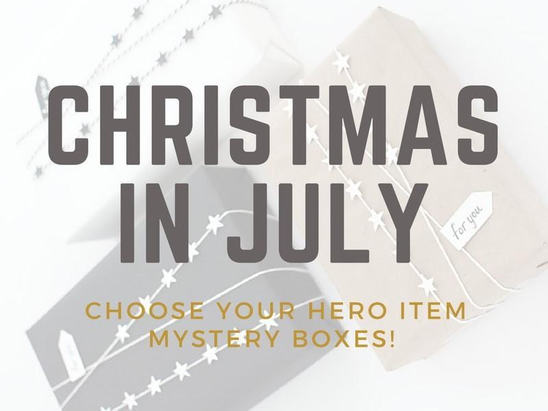 Happy Rebel Box Mystery Box – On Sale Now (Pick Your Hero Item)!