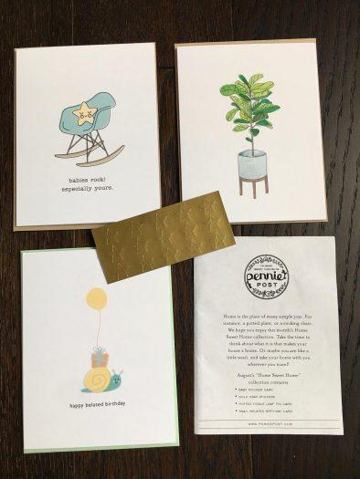 Pennie Post Review – September 2018