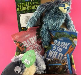 BarkBox Subscription Review + Coupon Code - August 2018